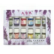 12 шт. натуральные эфирные масла для ароматерапии,  в подарок